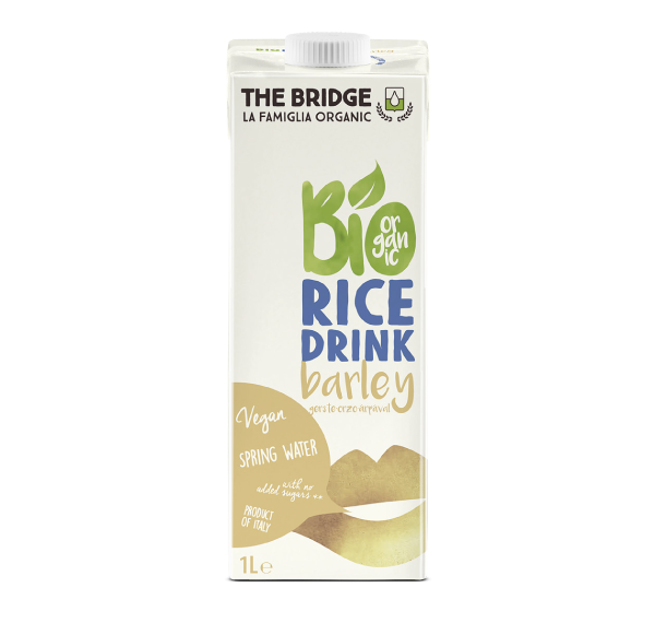bio rice drink barley