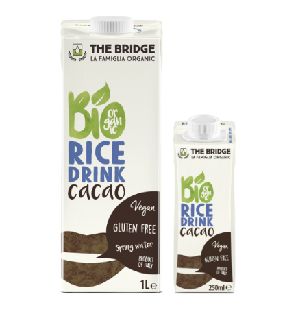 bio rice drink cacao