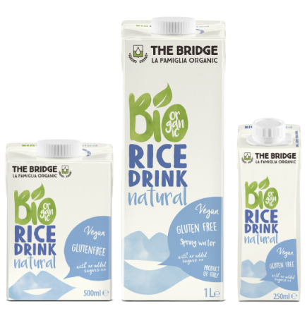 bio rice drink natural