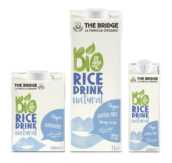 bio rice drink natural