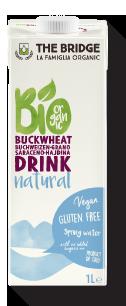 bio buckwheat drink