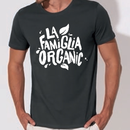 T-shirt La Famiglia Organic