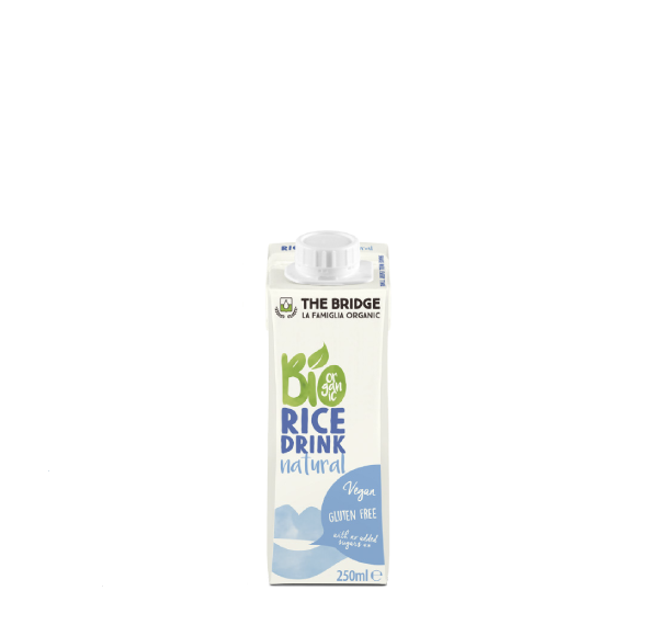 Rice natural drink minibrick