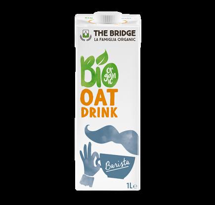 Biodrink Oat Barista