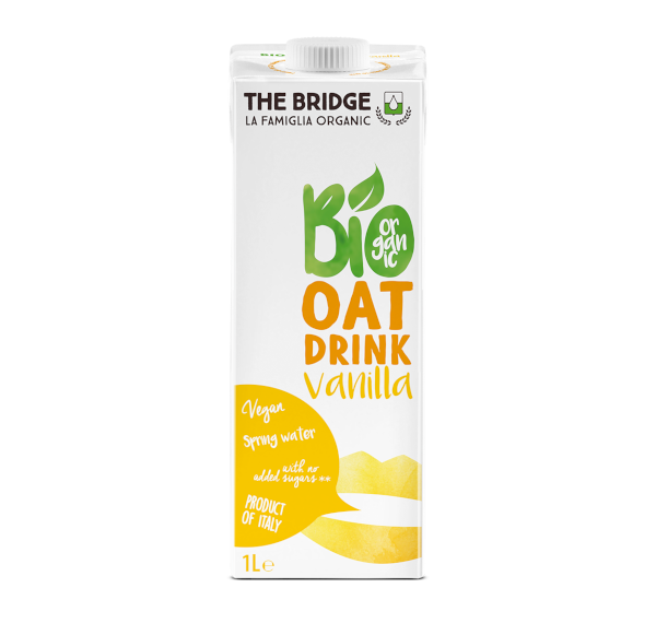 Biodrink Oat Vanilla